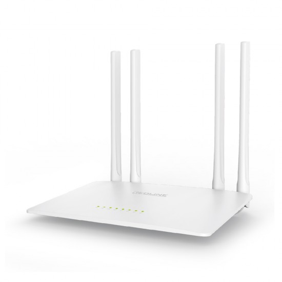 RED LINE ROUTER 4antenna 1200M 1+4port RL-WR4400